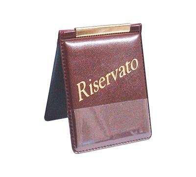 E017 CARTELLINO RISERVATO
