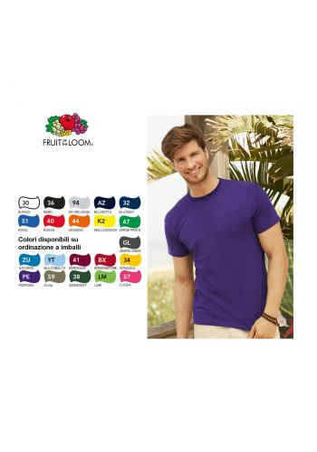 610820 T-SHIRT ORIGINAL UOMO