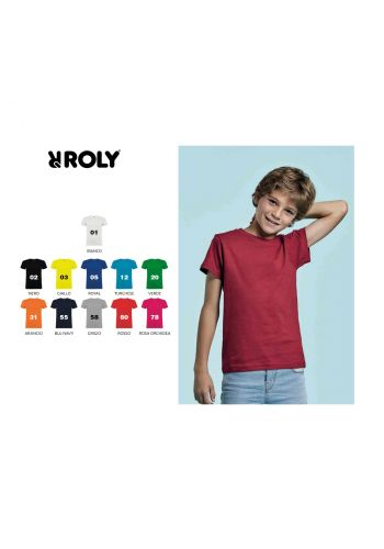 6554K  T-SHIRT BEAGLE KIDS ROLY